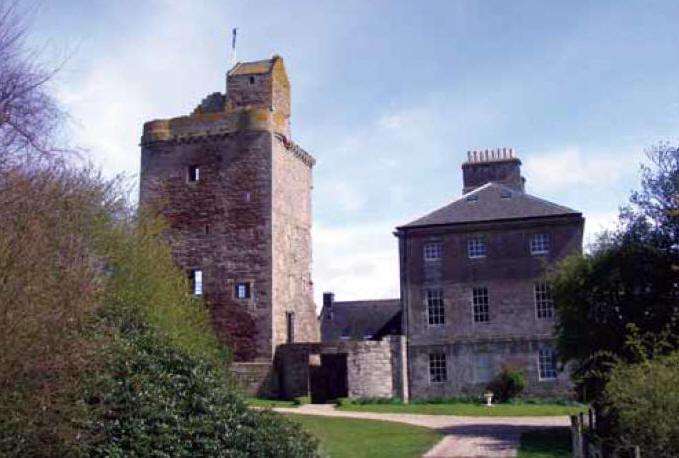Benholm Castle